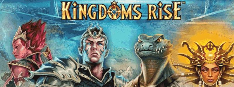 Kingdom rise promotional art